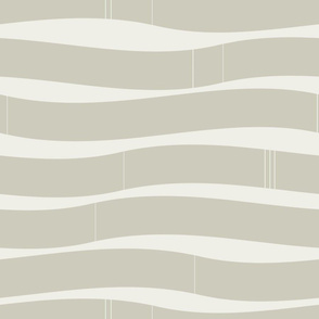 wavy gray horizontal stripes