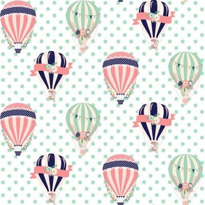 Old Fashioned Balloons