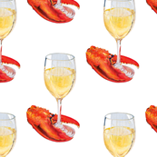 Wine and Lobster Claw
