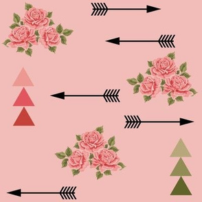 Roses and Arrows