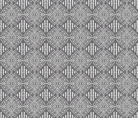 geometric_carribe_linen fabric by holli_zollinger on Spoonflower - custom fabric