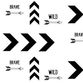 wild & brave