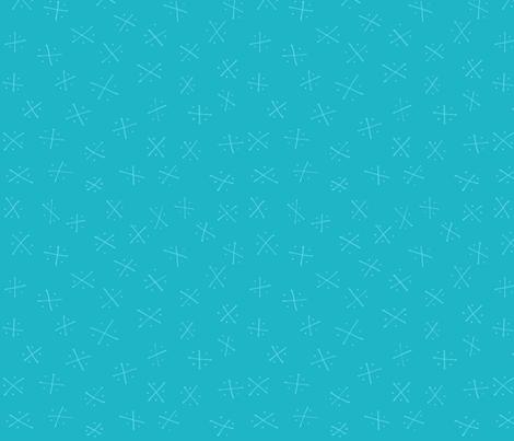 Quadrants: Pool fabric by laurelpoppyandpine on Spoonflower - custom fabric
