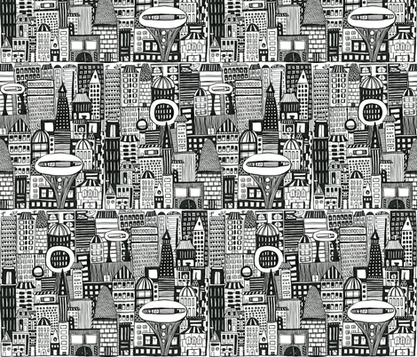 architectura fabric by karalynshaw on Spoonflower - custom fabric