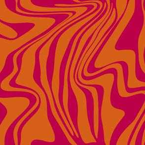 Mia's Twisted Stripes to match Chorisma Collection