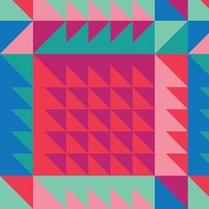 Fun Geometric Tile