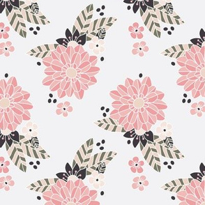 Stripe Floral