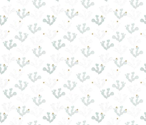 Prickly Pear fabric by valeri_nick on Spoonflower - custom fabric
