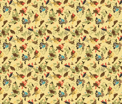 Kathleens_birds_on_pale_yellow_shop_preview