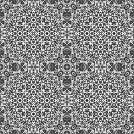 monochrome 300 fabric by trikona on Spoonflower - custom fabric