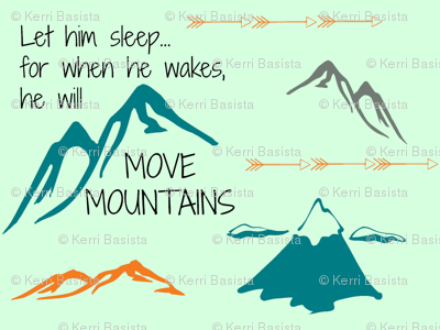 He will move mountains-ch