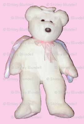 bear 3  - in pink