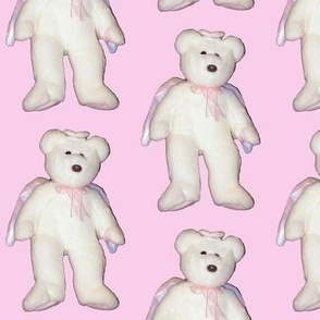 bear 3  - in pink