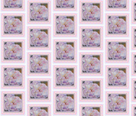 Blossom Flower Quilting fabric by ann_aveyard on Spoonflower - custom fabric