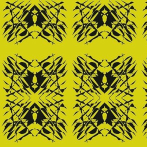 Cobwebs Catch the Unwary on Bush Lemon