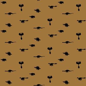 Tiny Dinos Brown
