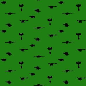 Tiny Dinos Green