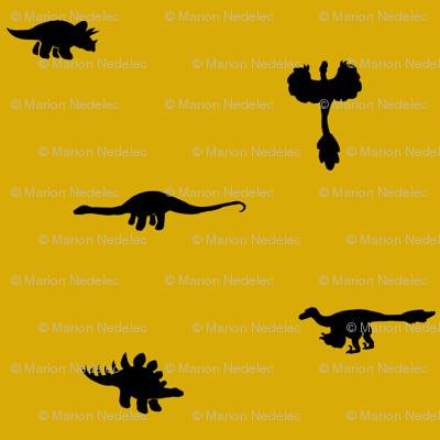 Tiny Dinos Yellow