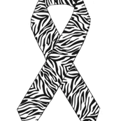 White Rare Disease Ribbon