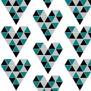 Falcons Geometric Triangles