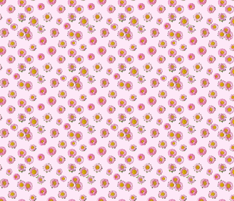 Spring Pinks fabric by argenti on Spoonflower - custom fabric