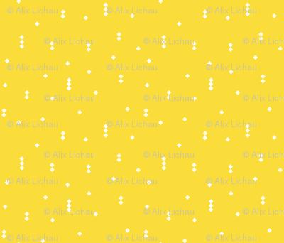 Confettis_blanc_et_jaune