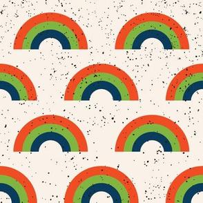 Rainbow Mid Mod