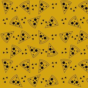 Geo Pizza Mustard