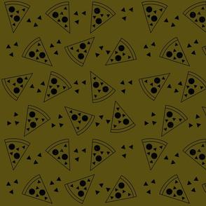 Geo Pizza olive