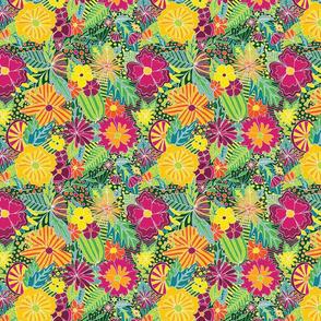 Jungle Floral 2