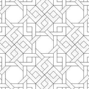 S84X V2V1 octagonal weave