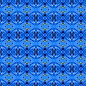 Blue Rorschach