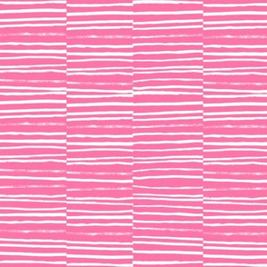 cherry blossom stripes pink girls stripes painted