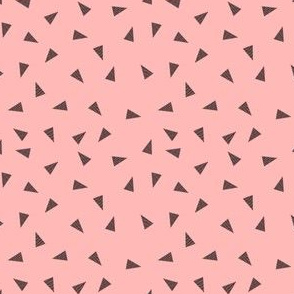 pink triangles coordinate