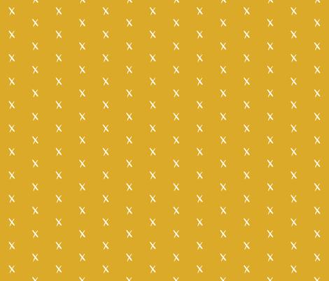 mustard x cross plus girls coordinate summer blush  fabric by charlottewinter on Spoonflower - custom fabric