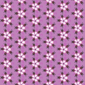 Lilac Sakura Ladybug