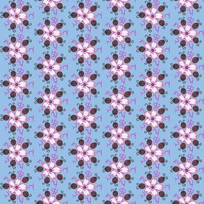 Sky Sakura Ladybug