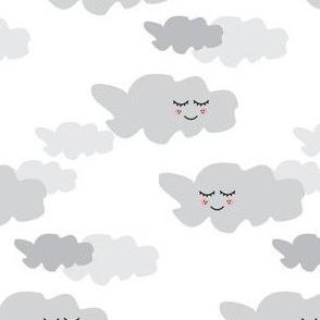 sleepy clouds