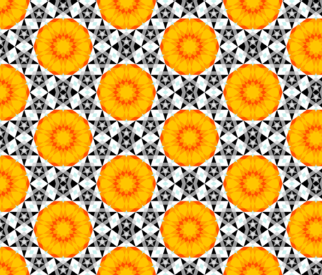 05265135 : UA5 V* : a time-travelling rose fabric by sef on Spoonflower - custom fabric
