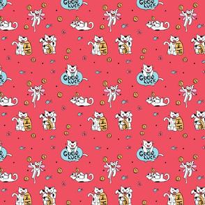 Lucky Cat Pattern