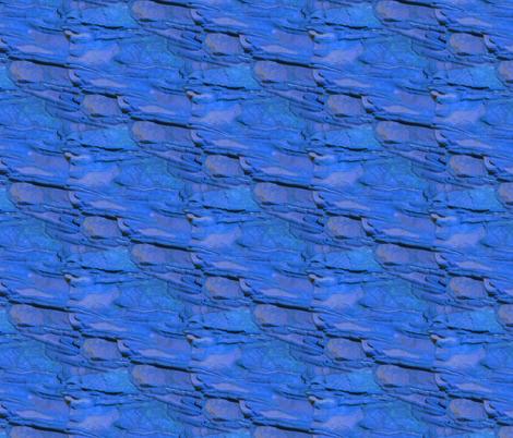 Beach Stone - Blue fabric by will_la_puerta on Spoonflower - custom fabric