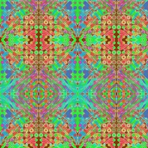Cool Splashes Over a Hot Grid on Cocoa