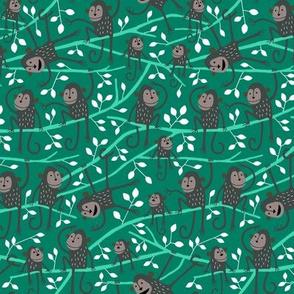 Monkey tree green (small)