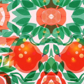Pomegranate Exuberance