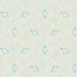floating diamonds