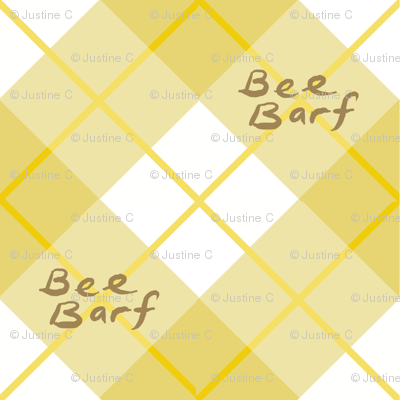 bee barf jar cover wallpaper swatchprojects spoonflower. Black Bedroom Furniture Sets. Home Design Ideas