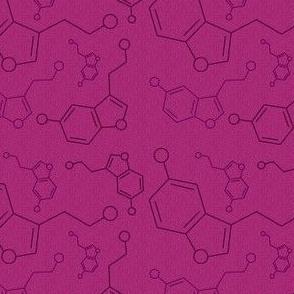 Seretonin Stylized Pink