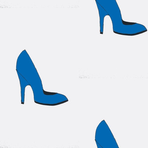 The Blue Pumps