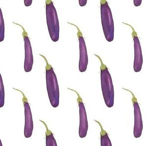 Dancing Eggplants