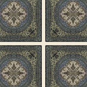 Middle Eastern Tiles